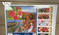 Japanische Stadt Fukushima gibt Briefmarken als Gastgeberstadt Vietnams bei den Olympischen Spielen heraus