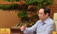 Premierminister Pham Minh Chinh: Vietnam gibt sich Mühe, um so schnell wie möglich Impfstoffe erfolgreich herzustellen