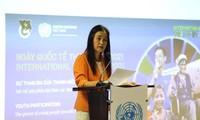 Internationaler Jugendtag 2021: Jugend trägt zur Erreichung der Ziele für nachhaltige Entwicklung bei