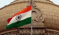 Glückwunschtelegramme zum 75. Unabhängigkeitstag der Republik Indien