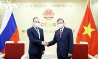 Vietnam und Russland verstärken die Zusammenarbeit bei der Bekämpfung der Kriminalität