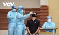 Vietnam verzeichnet am 24. August 10.811 neue Covid-19-Fälle