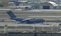 Die USA beenden Evakuierung und ziehen Truppen aus Afghanistan ab