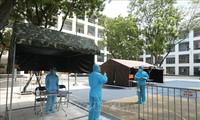 9.862 Covid-19-Patienten werden am 1. September aus dem Krankenhaus entlassen