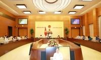 Die Qualität und Wirksamkeit der Parlamentssitzungen weiterhin verbessern