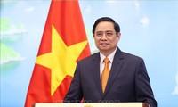 Premierminister Pham Minh Chinh wird am erweiterten Gipfel der Mekong-Subregion teilnehmen