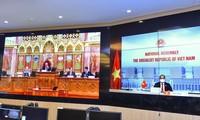 Eröffnung des Forums für Sicherheit und parlamentarischen Geheimdienst