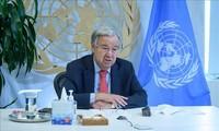UN fordert verstärkte internationale Zusammenarbeit zur Bewältigung der globalen Gesundheitskrise