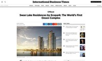 US-Zeitung beeindruckt mit Millionen von Bäumen im Stadtgebiet von Ecopark