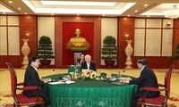 Hochrangiges Treffen Vietnam – Kambodscha – Laos