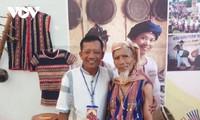 Menschen, die die Cham-Kultur bewahren