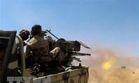 Internationale Militärkoalition vernichtet Hunderte Huthi-Rebellen im Jemen