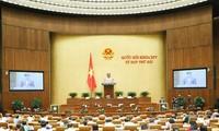 14기 국회, 7차 회의에서 중요한 문제에 대해 계속논의