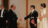 응우옌 쑤언 푹 총리, 일본왕의 즉위식 방문 마무리