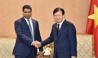 베트남, UAE기업들에 투자확대 장려