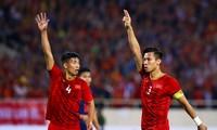 2022 월드컵 2차 예선 : 태국과 무승부, 베트남팀 선두 유지
