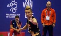2019 동남아시안게임(SEA Games 30): 봉술무술, 우슈, 역도 부문, 베트남 금메달 획득
