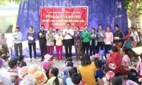 베트남 적십자사, 빈곤층을 위한 150 만 개의 선물을 준비