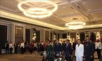 베트남 인민군대 창설 75주년 기념, 여러 나라에서 열려