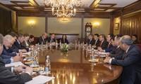 베트남, 러시아와 다방면의 협력 중시