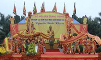 하이퐁시, 응우옌 빈 키엠 서거 434주년 기념 행사 개최