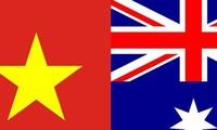 베트남 , 호주 국경 232주년을 맞아 축전 전달