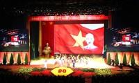 베트남 공산당 창립 90주년을 맞아 해외정당의 축하 인사 쇄도