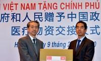베트남, 중국에 신종 코로나 바이러스 해결 위한 의료, 물자, 설비 지원