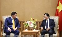 한국 및 미국 투자자들, 베트남 LNG 사업 개발에 관심