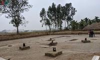 바익당 (Bạch Đằng)강 승리에 대한 새로운 연구 방향을 여는  까오뀌 (Cao Quỳ) 말뚝 더미 유물