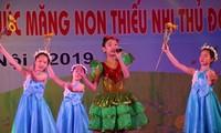 하노이, 2020년 하계 동요창작대회 시작