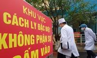 베트남 각 지방, 코로나 19 예방을 위한 격리조치를 엄격히 준수