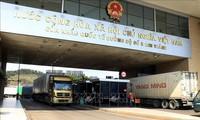 코로나 19: 농산물은 중국 국경 지역에서 수출 유지