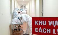 베트남에서 34번째 환자와 접촉했던 코로나 19 확진자 3명 추가,  총 38건으로 늘어