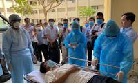 호치민시 두 번째 코로나 19 치료전문병원, 운영 시작