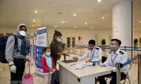 베트남, 외국인 입국자를 위한 보건검역 엄격히 진행