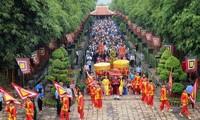 2020년 온라인 글로벌 베트남 국조일 개최