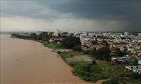 동 나이 (Đồng Nai) 환경보호지국, 양식업 지역 네 곳의 수질 관측을 실시
