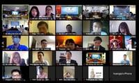 베트남 청년연합중앙, 제6회 유럽 베트남 유학생 축제 준비에 관한 정보를 공유