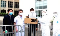청년의사협회, 방역 전선에 마스크 등 방역용품 기증