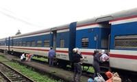 베트남철도,승객 열차를 SE3/SE4 한 대만 편성