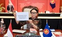 인도네시아 및 태국 국가원수, 코로나19 관련 아세안 특별회담 참석 예정
