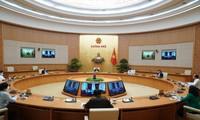 코로나19방역을 위한 정부상임회의