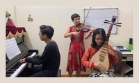'베트남 오페라 발레 극장의 예술가들과 함께 하는 하루'라는 동영상 출시