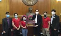 페르노리카 베트남, N95 마스크 1만 장 공급
