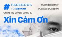 SocialForGoodVN 프로그램, 베트남의 코로나19 방역을 위해 100 억 동 이상을 모금