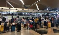 말레이시아 거주 베트남 교민 수송