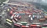 하노이, 대규모 성간 버스 터미널 계획 승인