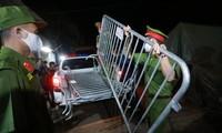 하노이시, 5월  14일 자정부터 트엉띤 현, 동끄우 마을 격리 해제