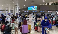 필리핀 거주 베트남 교민 수송